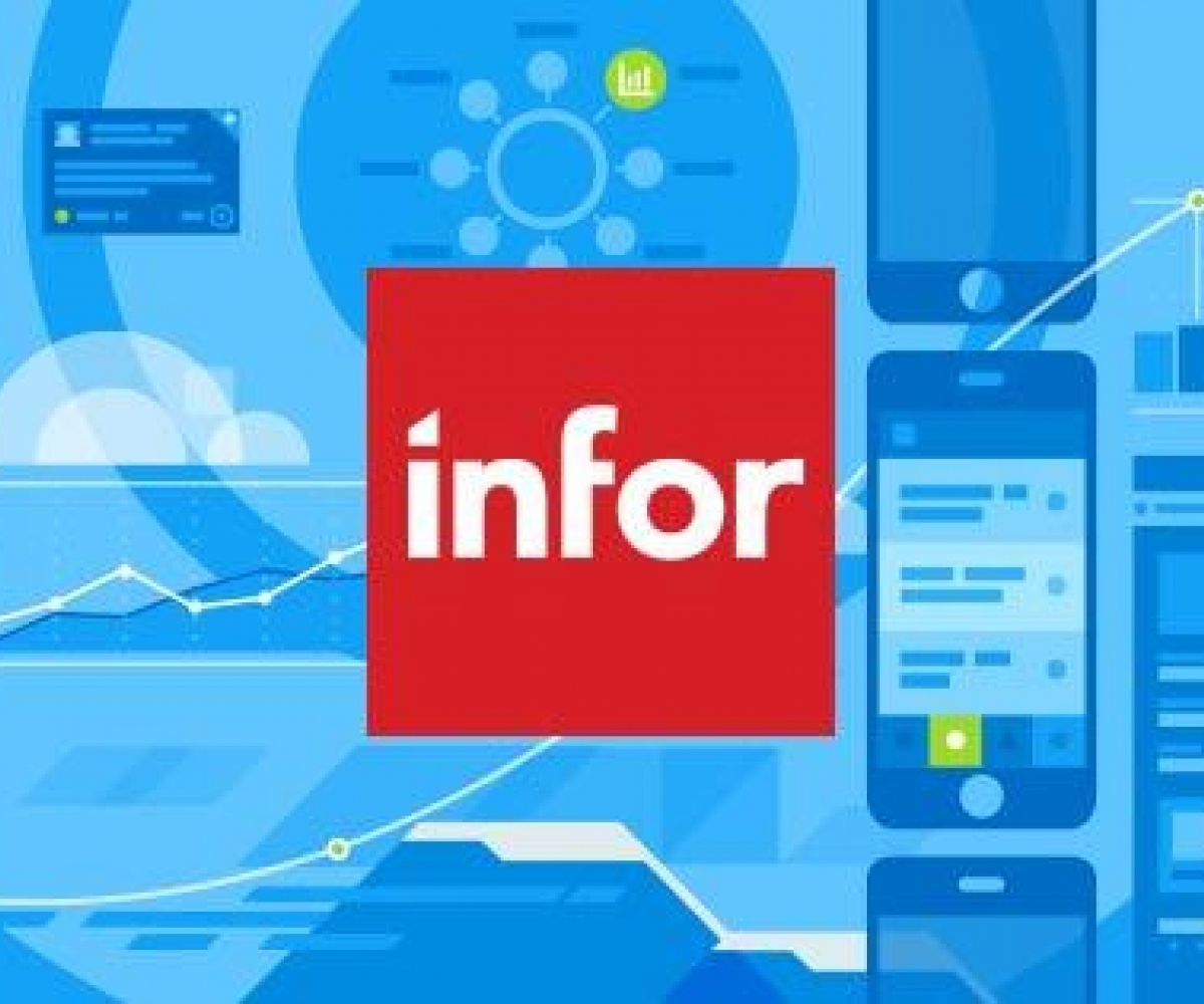 Infor enterprise software