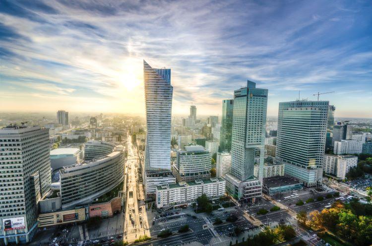 Buildings city high rises thumbnail